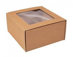 d9915f9ec Darčekové škatuľky s okienkom - Packshop.sk